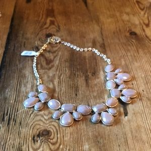 Francesca's Light Pink Necklace